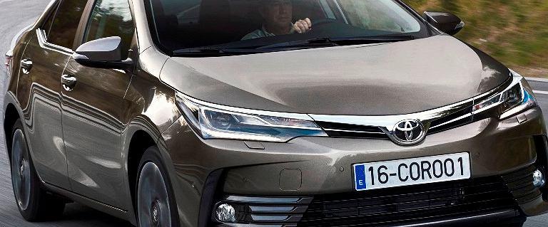 Poprzednia generacja Toyoty Corolli z nową ceną! Sprawdź wysokość rabatów