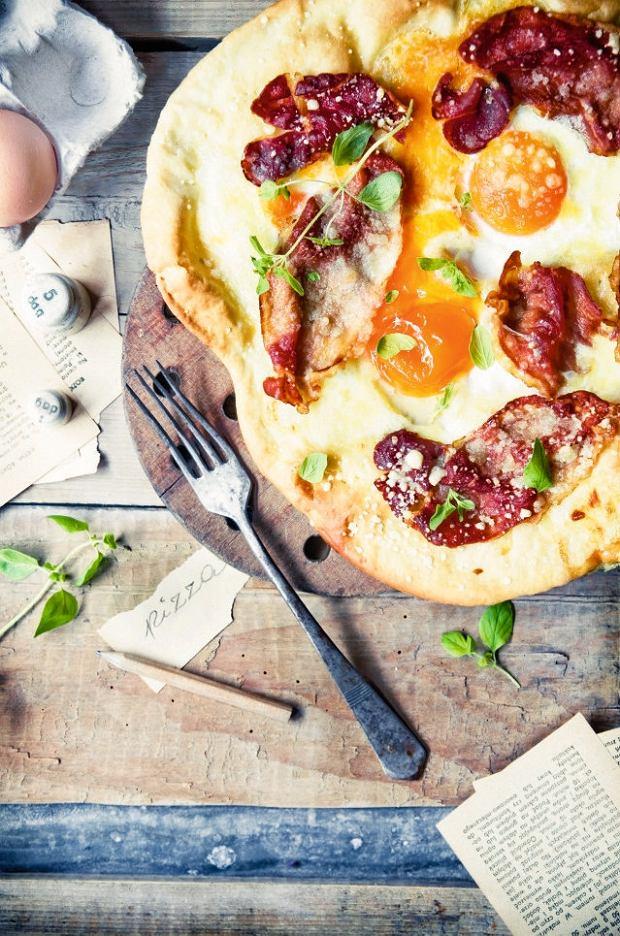 Pizza - Śniadanie mistrzów