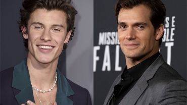 Shawn Mendes Henry Cavill