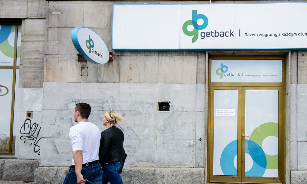 Placówka GetBack. Warszawa, 5 maja 2018