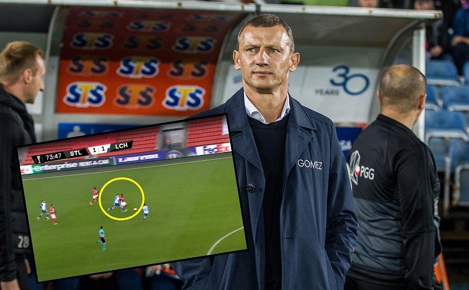 Dariusz Żuraw skrytykował piłkarza Lecha