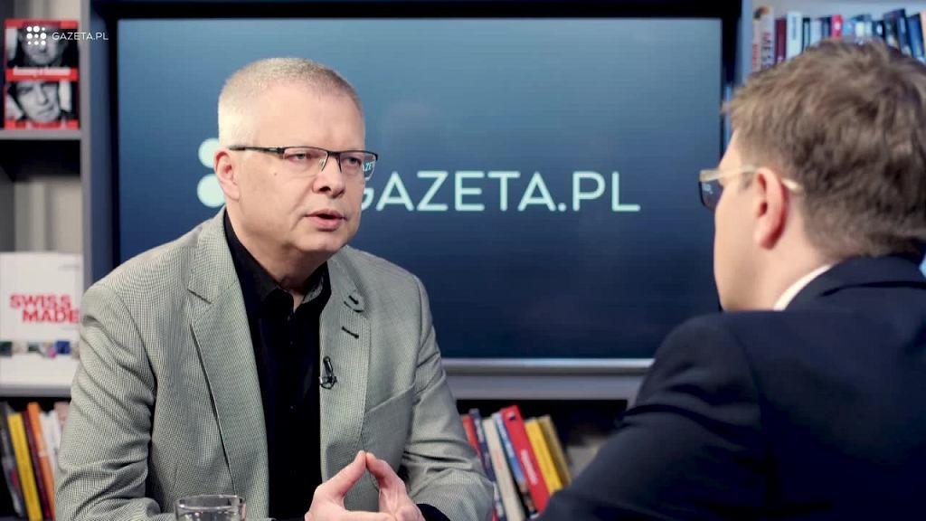 Janusz Kaczmarek, były prokurator generalny