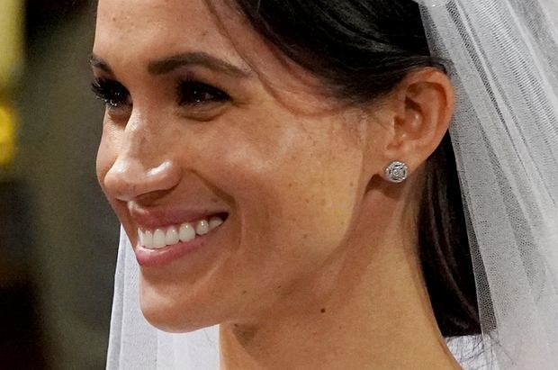 Makijaż ślubny Meghan Markle