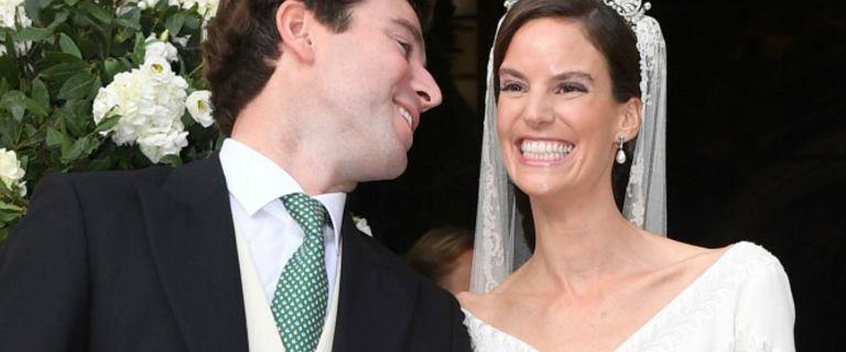 Bajkowy ślub księżniczki Marie-Astrid i Ralpha Worthingtona. Ależ oni szczęśliwi!