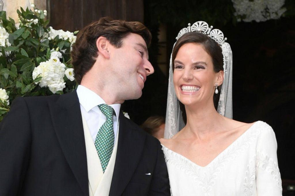 Ślub księżniczki Marie-Astrid i Ralpha Worthingtona