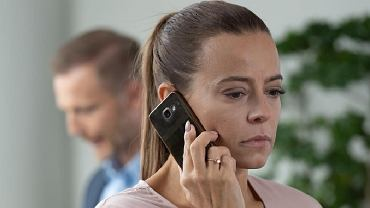 Magda dowie się o romansie Anki i Andrzeja