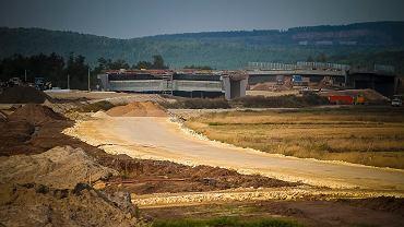budowa drogi S7