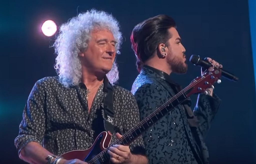 Queen Opens Oscars 2019 with a Rocking Performance