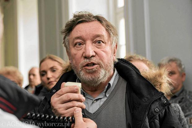 """Szef """"S"""" w Teatrze Polskim: Jestem obrażany wypominaniem mi zawodu ślusarza"""