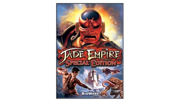 Jade Empire - okładka