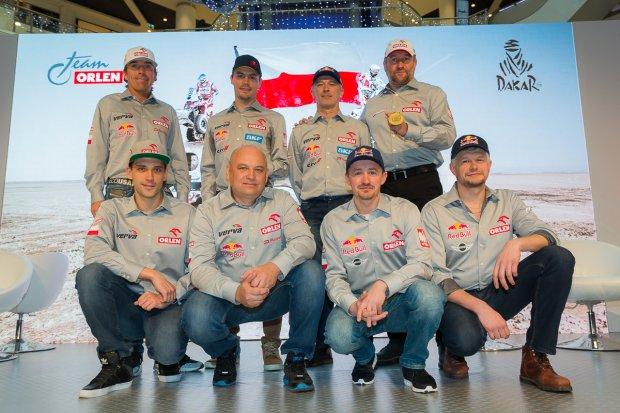 Ekipa Orlen Team na Rajd Dakar 2016