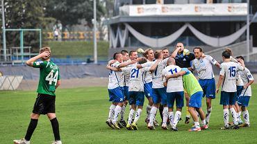 Stal Rzeszów - Górnik Łęczna 2:1 (Puchar Polski)
