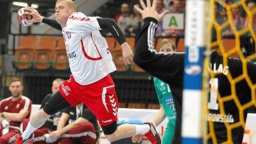 Katowice. Mecz Polska - Węgry podczas turnieju Christmas Cup