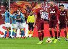 Liga Europy. Napoli przegrało w Salzburgu, ale awansowało do ćwierćfinału [WYNIKI]