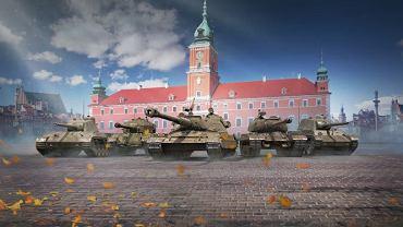 Polskie czołgi w World of Tanks Blitz