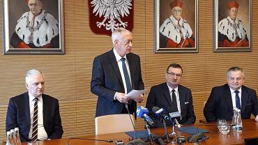 Podpisanie umowy pomiędzy Politechniką Rzeszowską a PWSTE w Jarosławiu