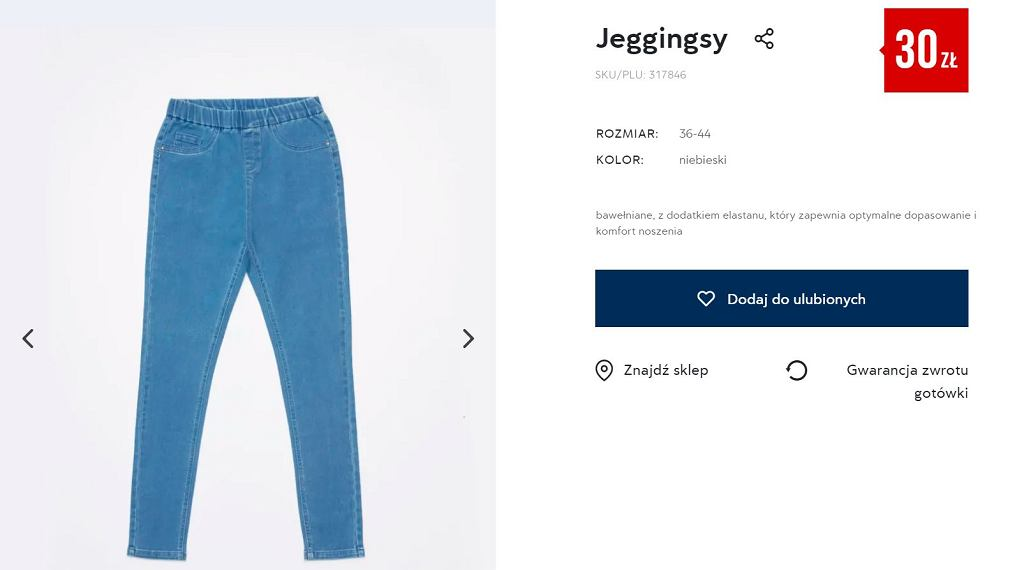 Pepco sprzedaje modne spodnie za 30 zł. Dają efekt wyszczuplenia