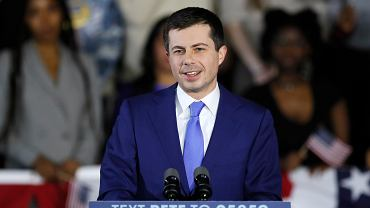 Election 2020 Pete Buttigieg