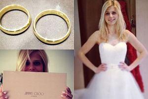 Izabela Zwierzyńska chwaliła się przygotowaniami do ślubu na swoim blogu.