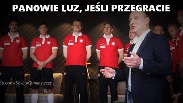Mecz Polska-Kolumbia Mundial 2018 - memy