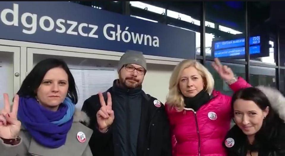 Sędzia Anna Taraszkiewicz, sędzia Jakub Kościerzyński, sędzia Monika Maćkowiak, sędzia Anna Samosiuk