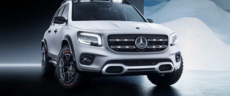 Zupełnie nowy SUV Mercedesa. Oto GLB, które zaskakuje rozmiarami. To naprawdę duży SUV