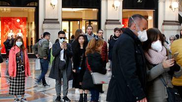 Koronawirus rozprzestrzenia się nie tylko we Włoszech