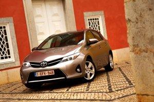 Toyota Auris   Pierwsza jazda   Prawie od nowa