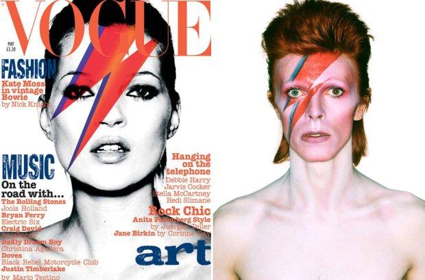 Moss/ Bowie