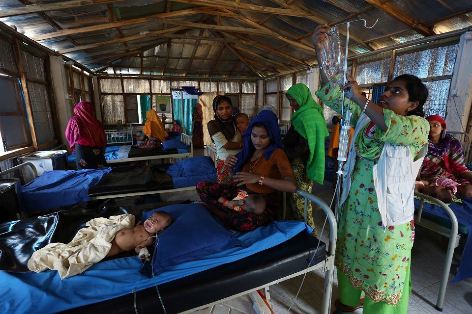 Szpital polowy dla kobiet w Cox's Bazar