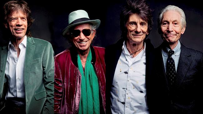 Mick Jagger, Keith Richards,  Ronnie Wood, Charlie Watts. Jak to możliwe, że wytrzymali ze sobą tyle lat?