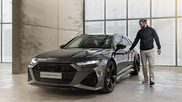 Real Madryt ma nowe samochody, Audi RS6 Avant, Sergio Ramos