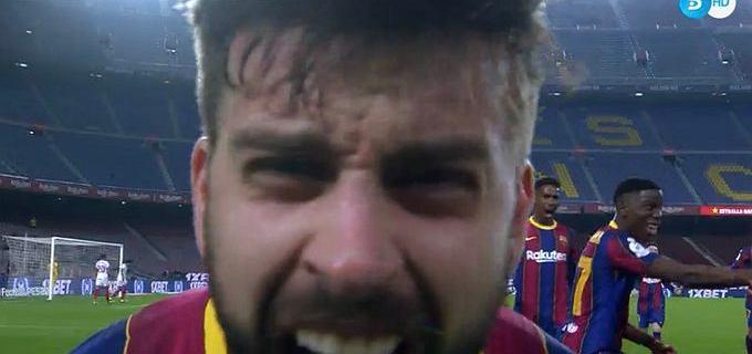 Barcelona zrobiła to! Awans w dramatycznych okolicznościach i po szalonej końcówce