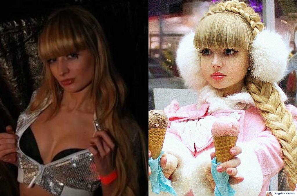 Randki starych lalek Barbie