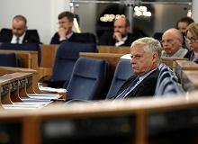 Senator skrytykował PiS za listy do KRS. Partia cofnęła mu poparcie