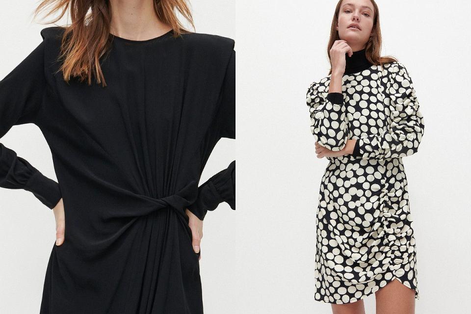 Sukienki z wyprzedaży Reserved