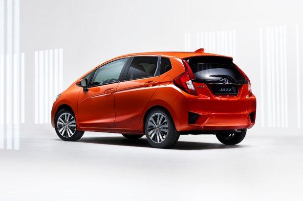 Honda Jazz III