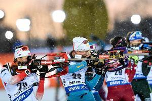 Biathlon. Weronika Nowakowska 13. w Ruhpolding