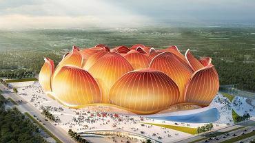 Projekt stadionu Guangzhou Evergrande