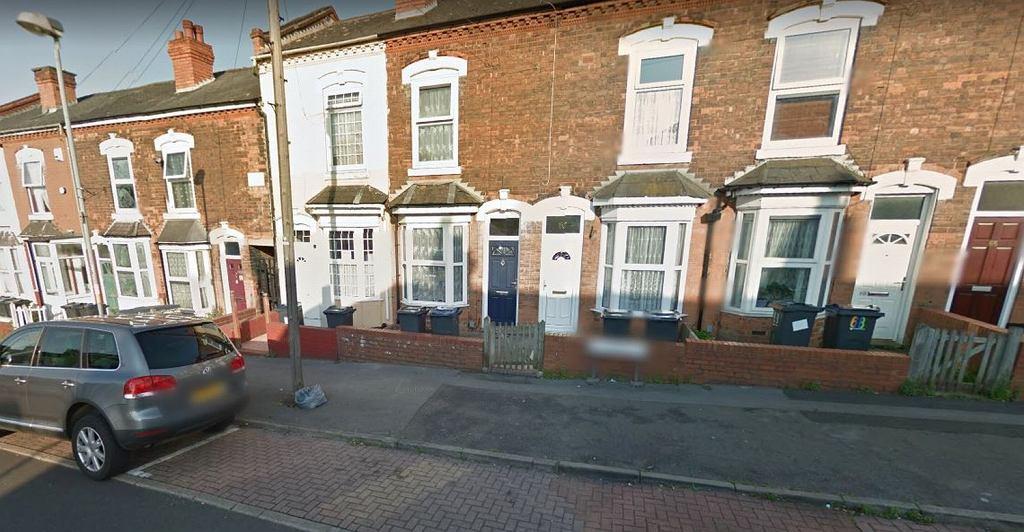 Birmingham, Cook Street