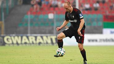 Rafał Kurzawa gra teraz w rezerwach