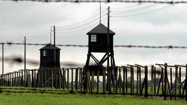 Były hitlerowski obóz koncentracyjny na Majdanku