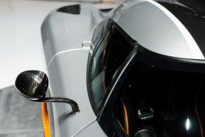 Koenigsegg ONE:1: pogromca Veyrona