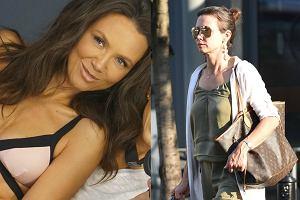 Kinga Rusin wybrała się w poniedziałek do warszawskiej restauracji. Dziennikarka postawiła na luźną, casualową stylizację i zrezygnowała z makijażu, a to u niej rzadkość. Jak się prezentowała?