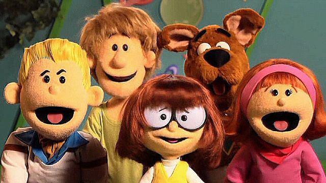 Scooby-Doo! Wyprawa po Mapę Skarbów