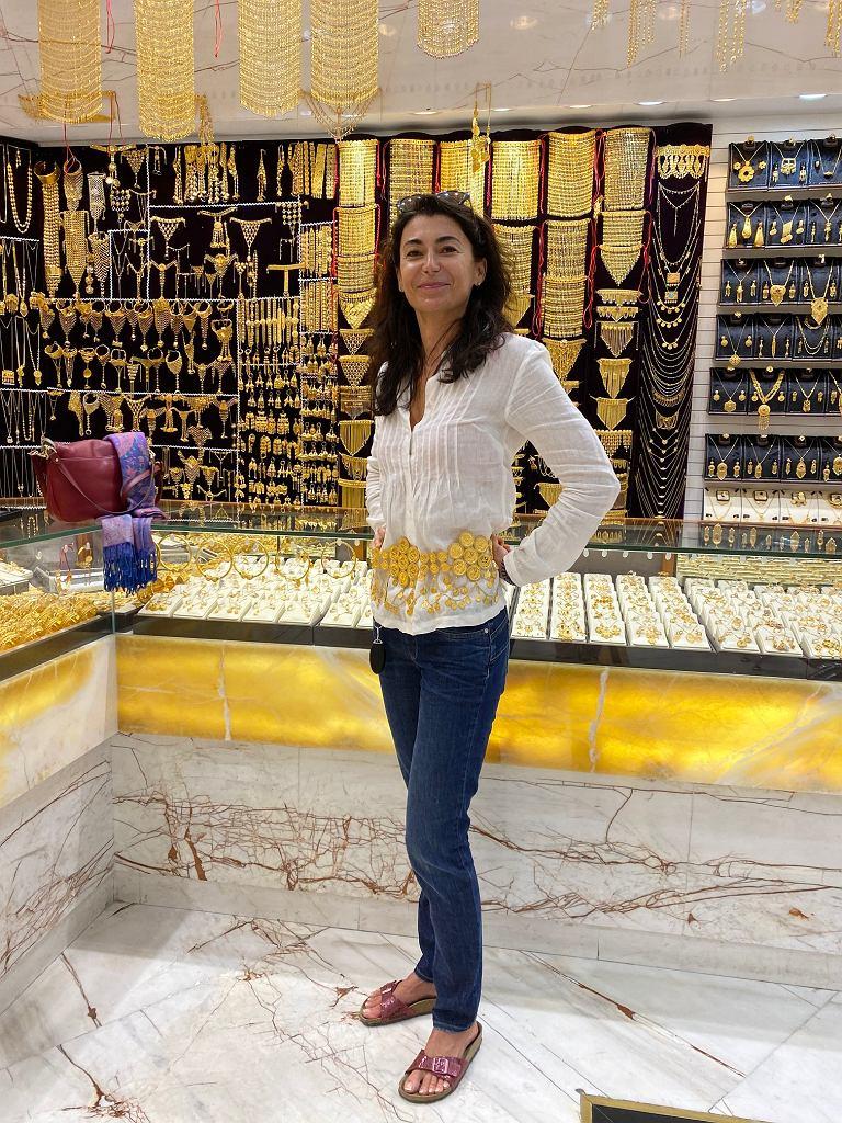 Grażyna Wójcikowska od 11 lat mieszka w Dubaju