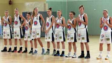 Mecz towarzyski koszykarek: MKS Polkowice - KSSSE AZS PWSZ Gorzów 47:43 (14:11, 15:9, 13:12, 5:11)