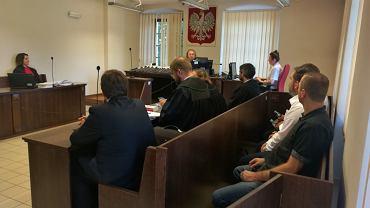 Proces organizatorów urodzin Hitlera w Wodzisławiu Śląskim
