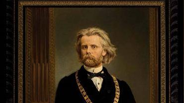 'Portret Profesora Karola Gilewskiego' Jana Matejki