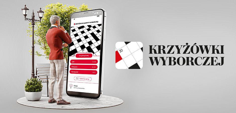 Aplikacja 'Krzyżówki Wyborczej'